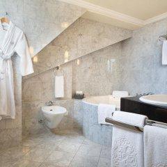 Отель La Reserve EDEN AU LAC Zurich ванная