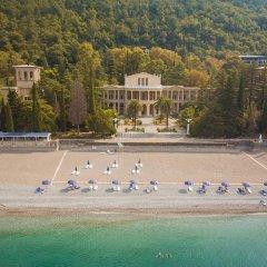 Amra Park Hotel & Spa пляж