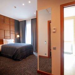 Гостиница CityHotel комната для гостей фото 4