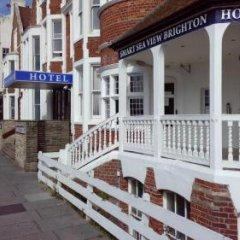 Отель Smart Sea View Brighton Великобритания, Хов - отзывы, цены и фото номеров - забронировать отель Smart Sea View Brighton онлайн фото 5