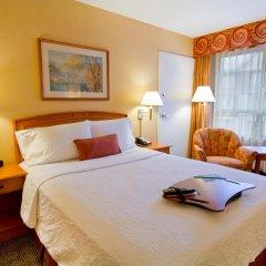 Отель Hampton Inn by Hilton Vancouver-Airport/Richmond Канада, Ричмонд - отзывы, цены и фото номеров - забронировать отель Hampton Inn by Hilton Vancouver-Airport/Richmond онлайн комната для гостей