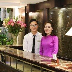 Отель The Hanoian Hotel Вьетнам, Ханой - отзывы, цены и фото номеров - забронировать отель The Hanoian Hotel онлайн интерьер отеля
