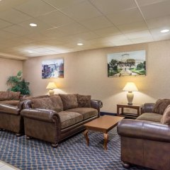 Отель Days Inn Columbus Airport комната для гостей фото 2