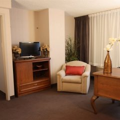 Отель Du Fort Hotel Канада, Монреаль - отзывы, цены и фото номеров - забронировать отель Du Fort Hotel онлайн комната для гостей фото 4