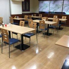 Отель Smille Nihonbashi-Mitsukoshimae Токио питание