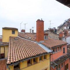 Отель Host Inn Lyon балкон