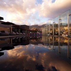 Отель The Vine Hotel Португалия, Фуншал - отзывы, цены и фото номеров - забронировать отель The Vine Hotel онлайн приотельная территория фото 2