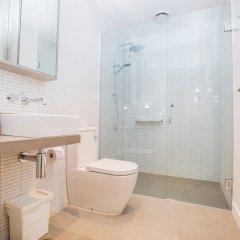 Апартаменты Spencer Street Apartments ванная