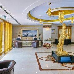 Отель Arabian Dreams Deluxe Hotel Apartments ОАЭ, Дубай - отзывы, цены и фото номеров - забронировать отель Arabian Dreams Deluxe Hotel Apartments онлайн интерьер отеля