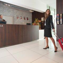 Best Western Premier Krakow Hotel интерьер отеля