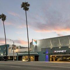 Отель The Kinney Venice Beach городской автобус