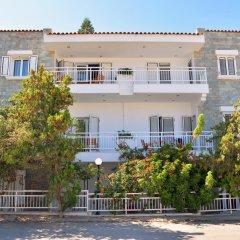 Hotel Anna Apartments пляж
