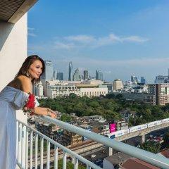 Отель Evergreen Place Siam by UHG Таиланд, Бангкок - 1 отзыв об отеле, цены и фото номеров - забронировать отель Evergreen Place Siam by UHG онлайн фото 2