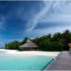 Отель Ellaidhoo Maldives by Cinnamon бассейн