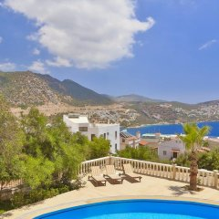 Отель Villa Lycian City пляж фото 2