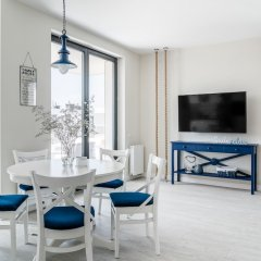 Апартаменты Lion Apartments - Blue Marina комната для гостей фото 2