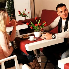 Grand Zeybek Hotel Турция, Измир - 1 отзыв об отеле, цены и фото номеров - забронировать отель Grand Zeybek Hotel онлайн интерьер отеля фото 3