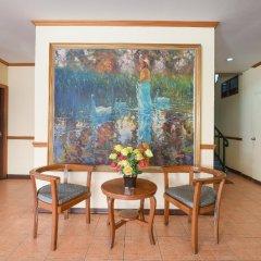 Отель Shagwell Mansions Паттайя комната для гостей