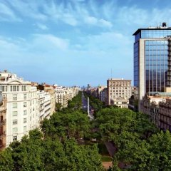 Отель Suites Center Barcelona Барселона