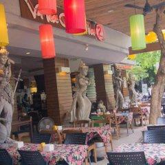 Отель Villa Cha Cha Rambuttri Бангкок питание фото 3