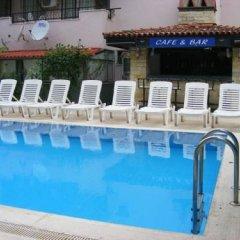 Antik Apart & Hotel Турция, Мармарис - отзывы, цены и фото номеров - забронировать отель Antik Apart & Hotel онлайн бассейн фото 3
