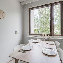 Апартаменты Local Nordic Apartments - Polar Bear Ювяскюля питание