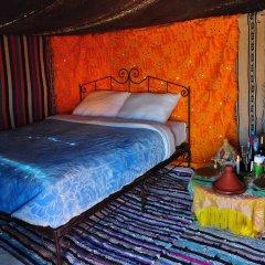 Отель Kasbah Leila Марокко, Мерзуга - отзывы, цены и фото номеров - забронировать отель Kasbah Leila онлайн комната для гостей фото 5
