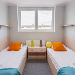 Hostel Rakieta Гданьск комната для гостей