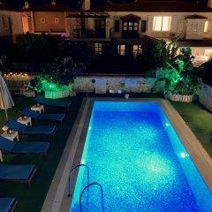 Windmill Alacati Boutique Hotel Турция, Чешме - отзывы, цены и фото номеров - забронировать отель Windmill Alacati Boutique Hotel онлайн бассейн фото 3