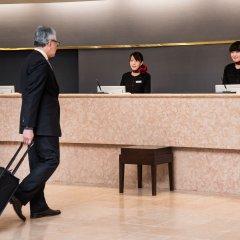 Отель ANA Crowne Plaza Narita интерьер отеля фото 3