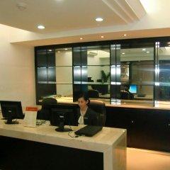 Libo Business Hotel интерьер отеля