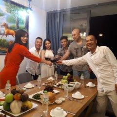 Отель Nha Trang Harbor View Villa Вьетнам, Нячанг - отзывы, цены и фото номеров - забронировать отель Nha Trang Harbor View Villa онлайн питание фото 2