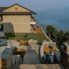 Отель Rupakot Resort Непал, Лехнат - отзывы, цены и фото номеров - забронировать отель Rupakot Resort онлайн бассейн фото 2