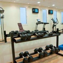 Отель Titania Греция, Афины - 4 отзыва об отеле, цены и фото номеров - забронировать отель Titania онлайн фитнесс-зал фото 2