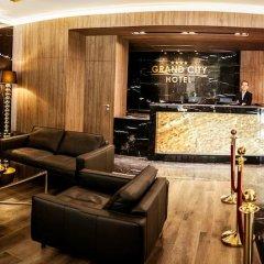 Hotel Grand City Вроцлав интерьер отеля