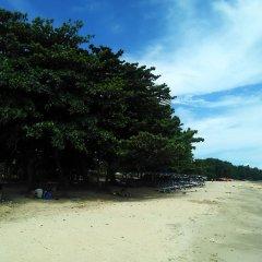 Отель Samal Guesthouse пляж