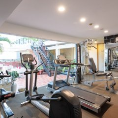 Palace Hotel Saigon фитнесс-зал