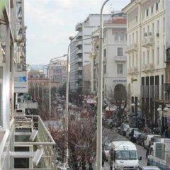 Отель Amalia балкон