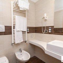 Grand Hotel Olimpo Альберобелло ванная
