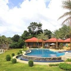 Отель Lanta Lapaya Resort Ланта бассейн