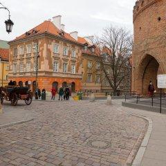 Апартаменты Adele Old Town Apartment Варшава спортивное сооружение