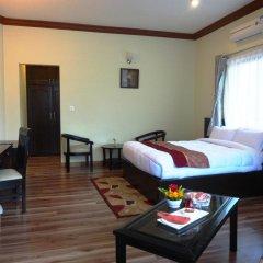 Отель View Bhrikuti Непал, Лалитпур - отзывы, цены и фото номеров - забронировать отель View Bhrikuti онлайн комната для гостей