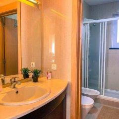 Отель YellowFlats Понта-Делгада ванная