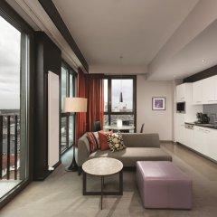 Adina Apartment Hotel Frankfurt Neue Oper комната для гостей