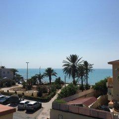 Отель Villa Olimpo Le Torri Агридженто пляж