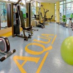 Aqua Hotel Burgas фитнесс-зал фото 3