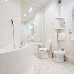 Отель Apartamenty na Oktyabrskoy Минск ванная