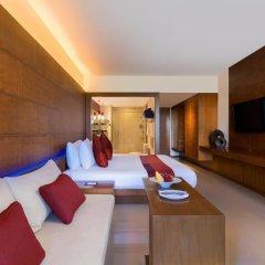 Отель Novotel Phuket Kata Avista Resort And Spa 4* Улучшенный номер разные типы кроватей фото 6