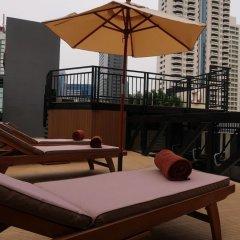 Отель Syama Sukhumvit 20 Бангкок бассейн фото 3
