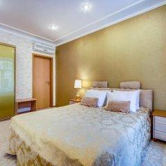 Мини-Отель Поликофф Стандартный номер с двуспальной кроватью фото 13